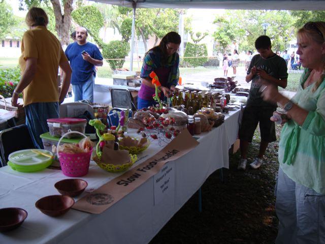 Slow Food Yucatan Tables