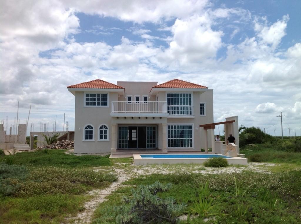 Yucatan Beach Houses For Sale