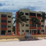 beachside condo in Yucatan