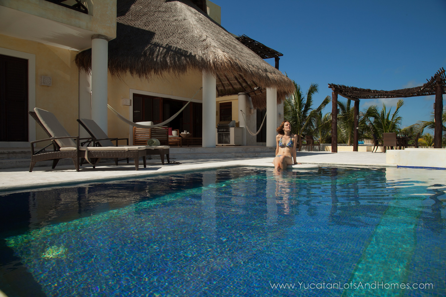 Beachfront Home for Sale, Casa La Palapa