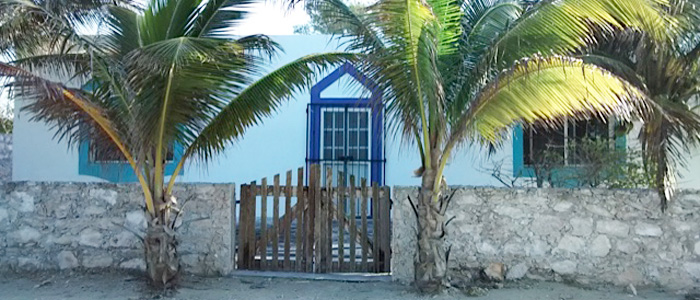 Beach home for sale in Telchac Puerto Yucatan Mexico