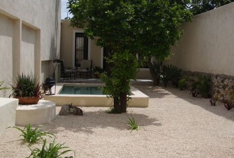 Renovated colonial 2 bedroom in Merida Centro, Yucatan