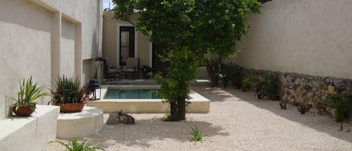 Renovated colonial for sale in Santiago Merida Yucatan Mexico