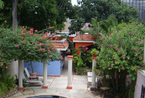 Small hotel for sale in Merida Yucatan Mexico