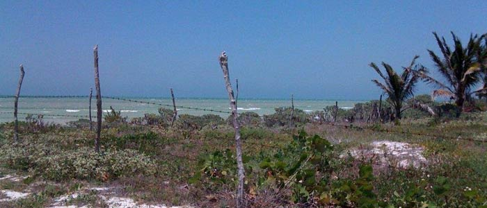 Second tier beach lot for sale