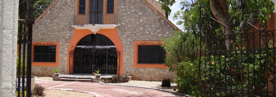 Unique House for sale in Garcia Gineres Merida Yucatan Mexico