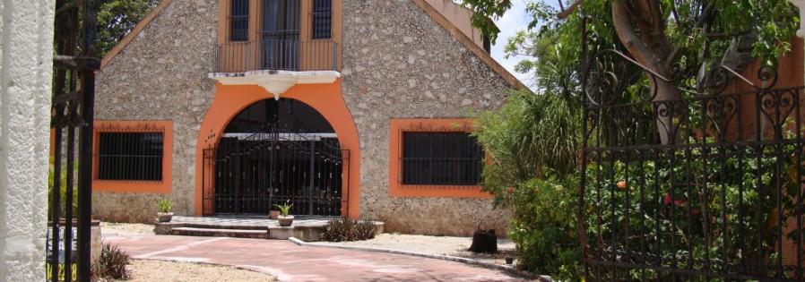 Unique House for sale in Garcia Gineres Merida Yucatan Mexico
