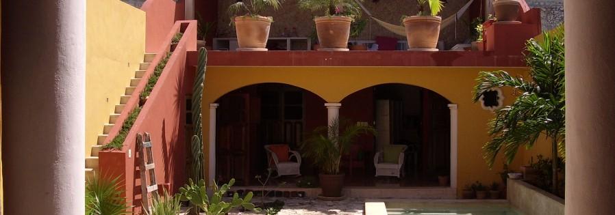 Santiago Colonial real estate in Santiago, Merida, Yucatan, Mexico