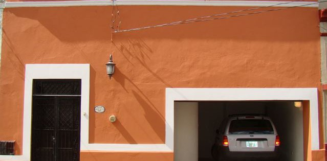 Renovated colonial in Santa Ana for sale in Yucatan Mexico