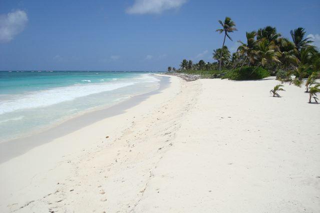 Beachfront For Sale Casa Zafiro In Mahahual Mexico