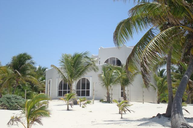 Superior Three Bedroom Beachfront House For Sale In Mahahual Mexico Amazing Design