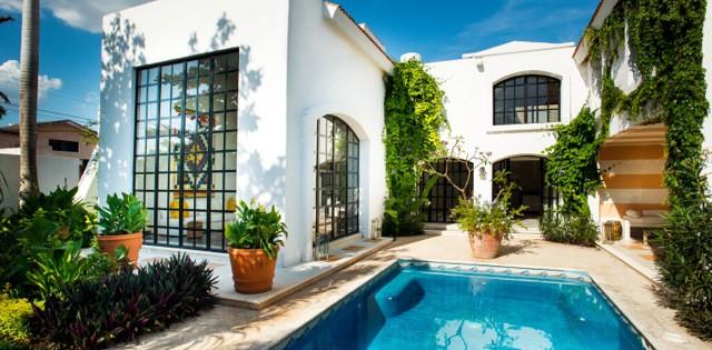 Casa del Jardin in Campestre Merida Yucatan for sale
