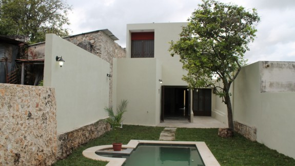 Colonial home in San Sebastian for sale in Merida Yucatan