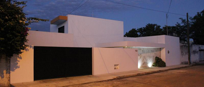 Modern home for sale in Merida Yucatan