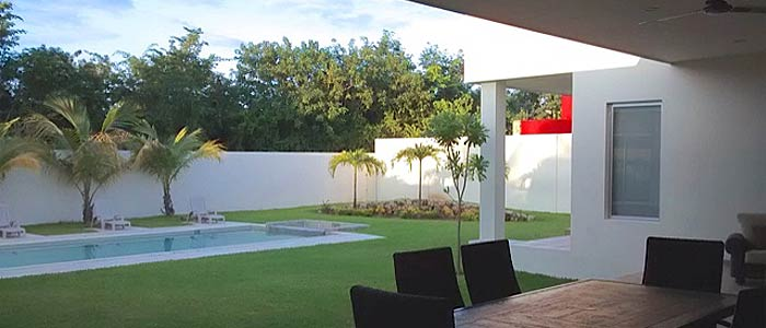 Northern Modern Home in Merida Yucatan for sale