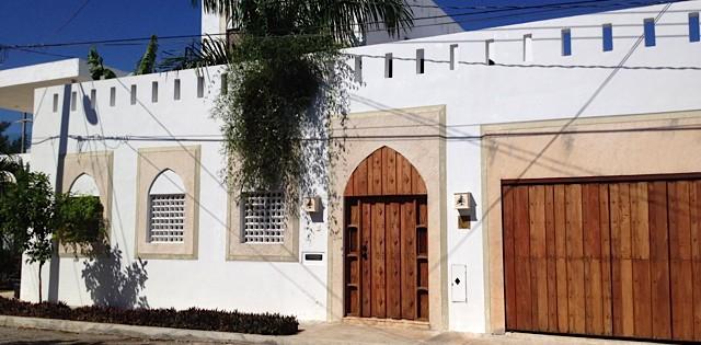 Moorish Home in Merida Yucatan