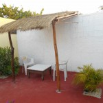 Sunny house in Chelem for sale by the beach in Yucatan