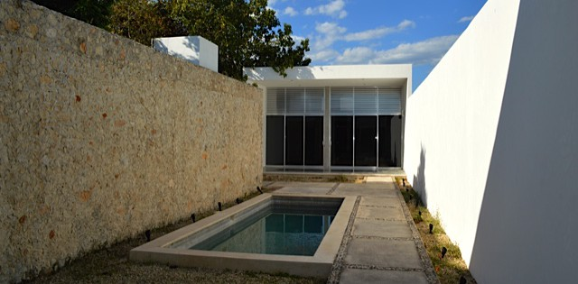 Santiago modern home for sale in Merida