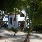 Costa Maya beachfront home for sale in Mexico