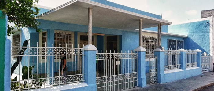 Colonial home for sale in downtown Merida Yucatan