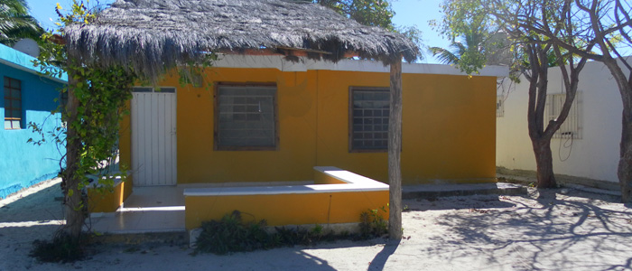Chelem starter beach house for sale in Yucatan Mexico