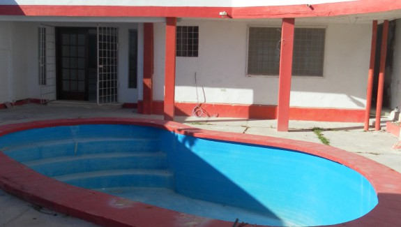 Chelem beachfront home for sale