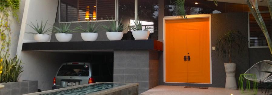 Midcentury Modern home for sale in Merida Yucatan