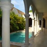 Home with swimming pool for sale in Merida Yucatan Mexico