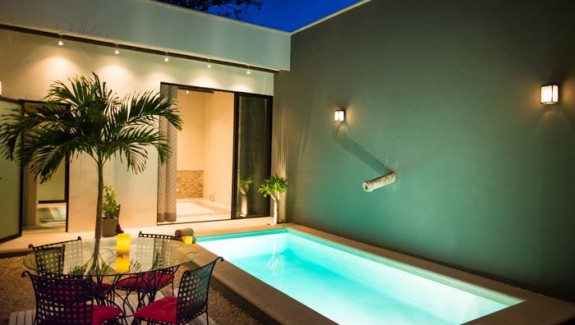 Contemporary home for sale in Merida Yucatan