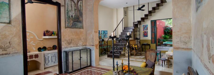 Renovated colonial home for sale in Merida Deborah LaChapelle 2-179