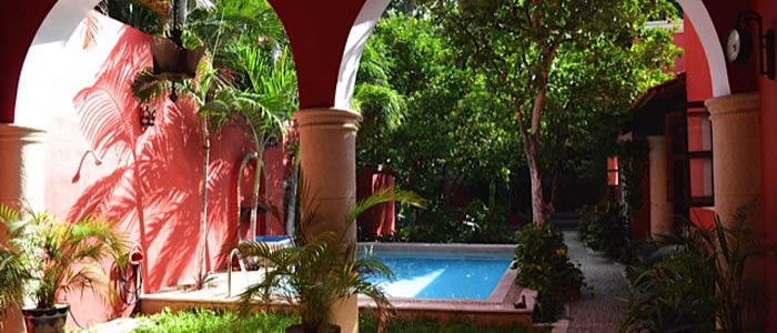 Casa Jardines in Merida Yucatan renovated colonial for sale