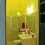 Merida vacation rental in centro bathroom1
