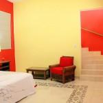 Merida vacation rental in centro bedroom1