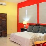 Merida vacation rental in centro bedroom2