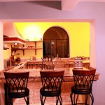 Merida vacation rental in centro breakfast