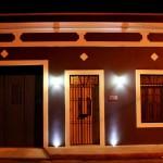 Merida vacation rental in centro facade