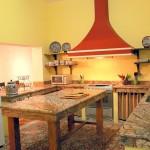 Merida vacation rental in centro kitchen