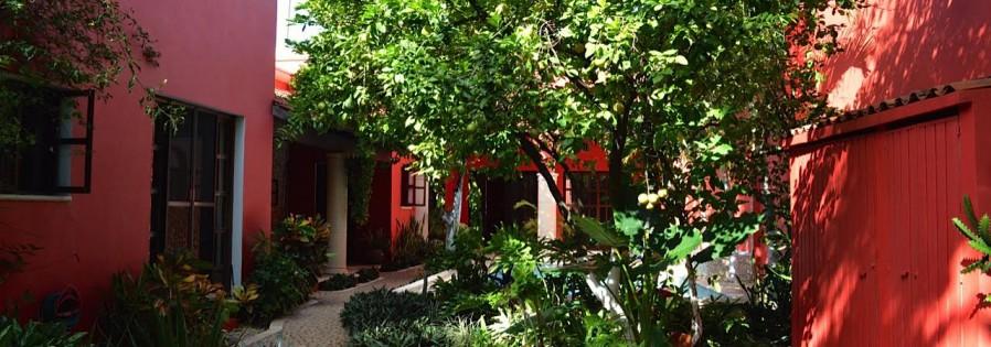 Jardines de Santiago