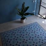 tapete-mosaico-sala