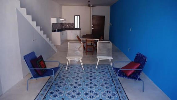 Loft style home for sale in Santiago Merida Yucatan Mexico
