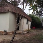 Modern Maya Bungalow by the beach in Yucatan for sale