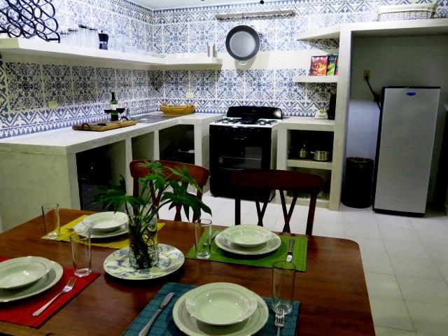 San cristobal house with large lot for Azulejos express san cristobal