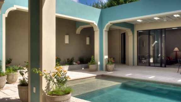 Renovated colonial for sale in Merida Mexico Swimming Pool