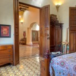 bedroom to hall Hacienda House in Merida Centro for sale