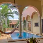 Pool Hacienda House in Merida Centro for sale