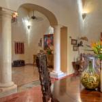 hallway Hacienda House in Merida Centro for sale