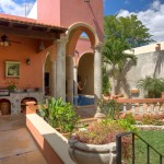 garden Hacienda House in Merida Centro for sale
