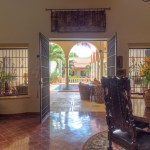 outdoor view Hacienda House in Merida Centro for sale