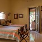 bedroom 2 Hacienda House in Merida Centro for sale