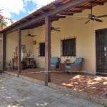 portico Hacienda House in Merida Centro for sale